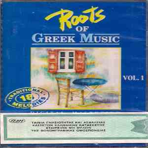 The Popular Orchestra - The Roots Of Greek Music Vol  1